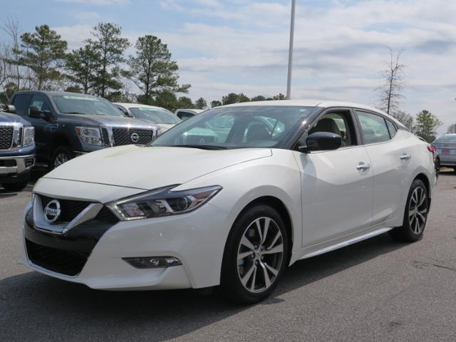 New Nissan Maxima >> New 2017 Nissan Maxima 3 5 S Sedan In Newnan C409584 Nissan Of