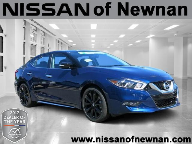 New 2017 Nissan Maxima SR With Navigation