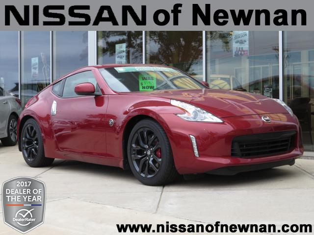 New 2016 Nissan 370Z Sport RWD Coupe