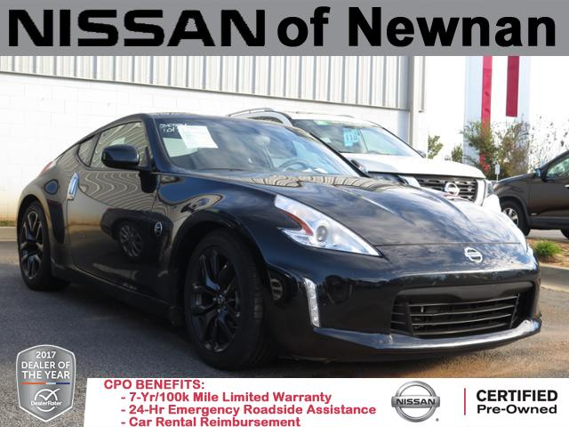 Certified Pre-Owned 2016 Nissan 370Z  RWD Coupe